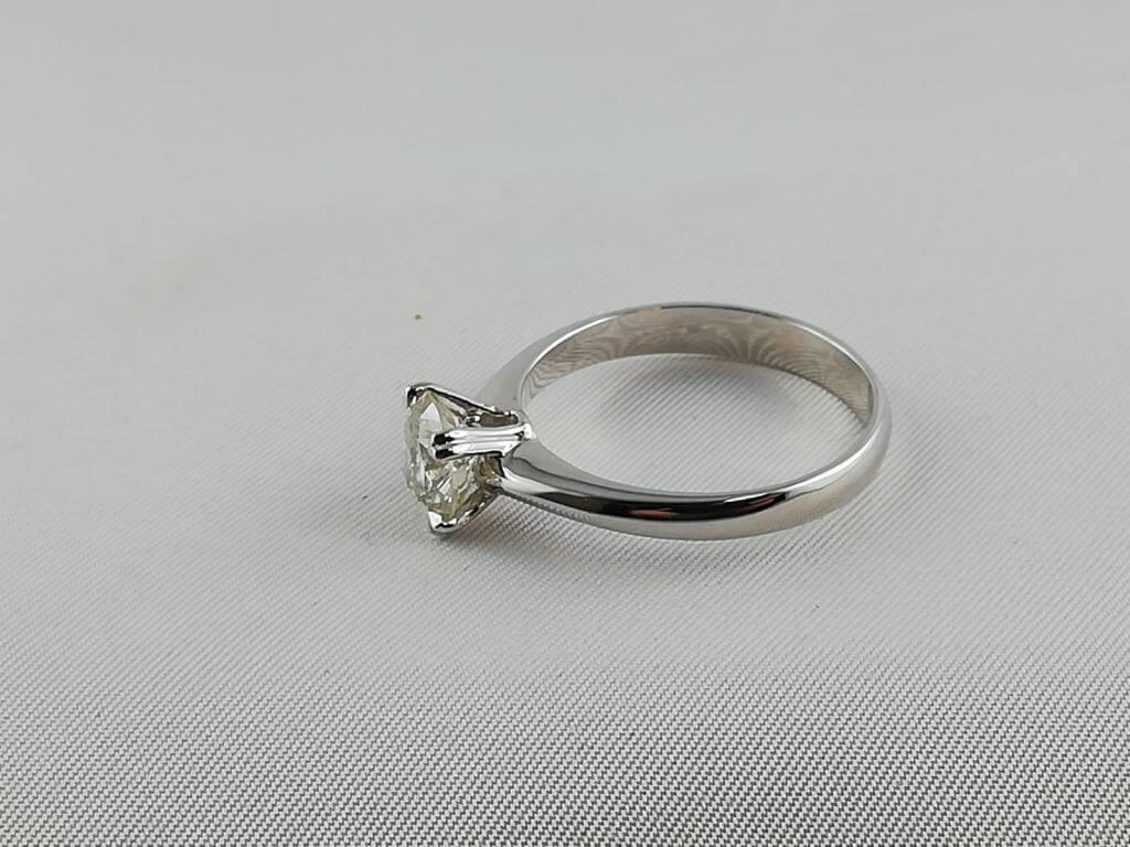 Vendre un Solitaire diamant en ligne avec obagem